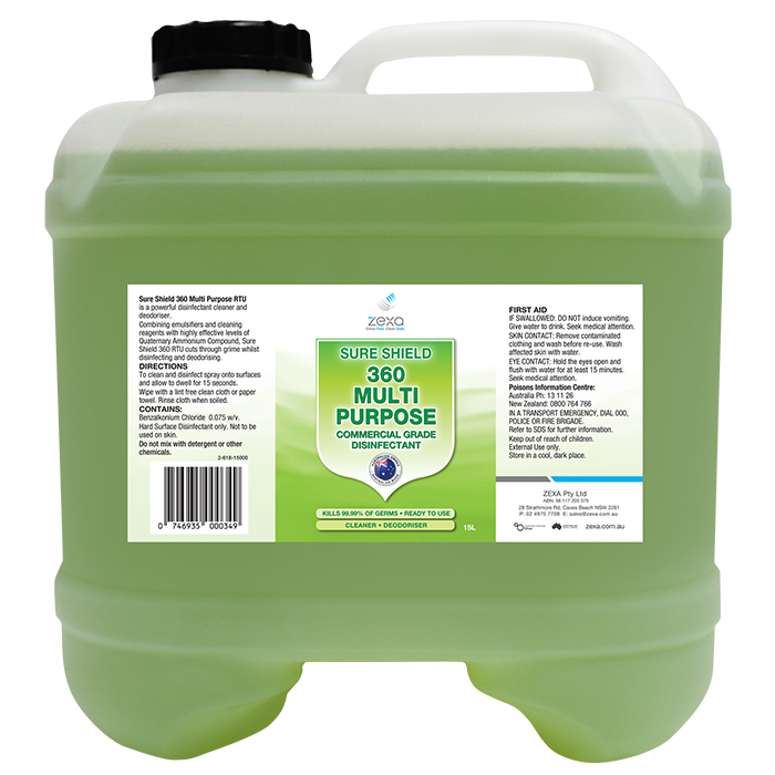 360 Disinfectant Cleaner