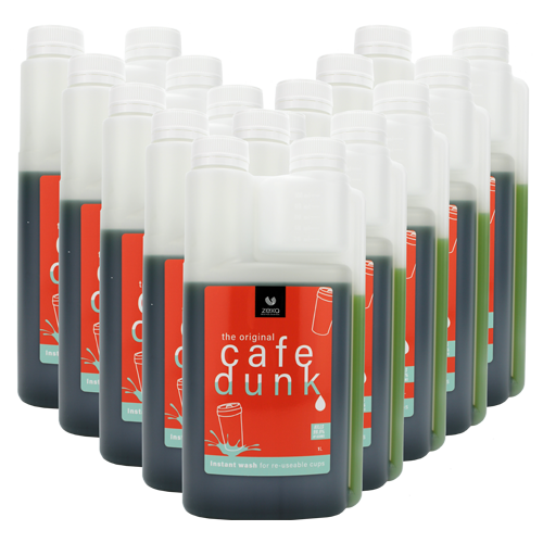 Cafe Dunk Concentrate Refill kit