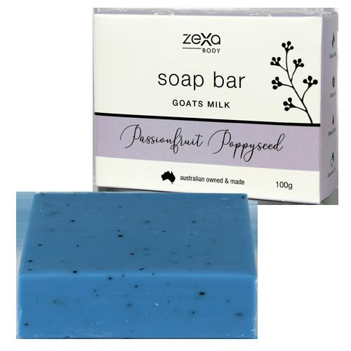 Goats milk Bar Soap Single Pack
