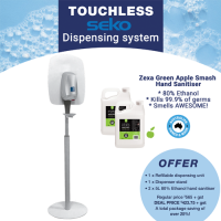 Touchless Dispenser system kit